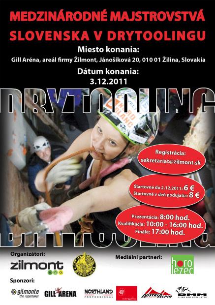 Medzinárodné Majstrovstvá Slovenska v drytoolingu 99377be90a6