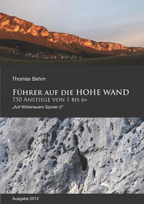 letošní vydání průvodce na Hohe Wand a2b5845ea80