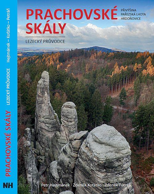 Prachovské skály - lezecký průvodce 2018 d4fd240c8f6