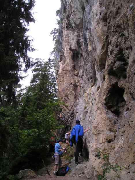 ... není to moc pro rekreační lezce e988dd7a407